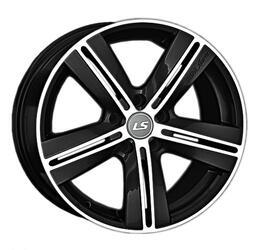Автомобильный диск литой LS 320 6,5x15 4/100 ET 40 DIA 73,1 BKF