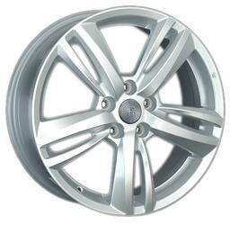 Автомобильный диск литой Replay NS125 6,5x17 5/114,3 ET 40 DIA 66,1 Sil