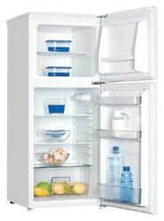 Холодильник с морозильником KRISTA KR-155RF белый