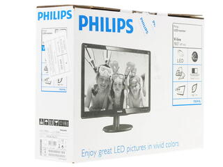 """18.5"""" Монитор Philips V-line 196V4LSB2/01"""
