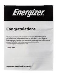 Автомобильное зарядное устройство Energizer DC1UHMC2