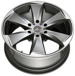 Автомобильный диск литой MAK Raptor6 9x20 6/139,7 ET 20 DIA 112 Graphite Mirror Face