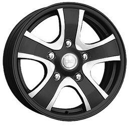 Автомобильный диск  K&K Тигр 7x16 5/139,7 ET 40 DIA 98 Алмаз МЭТ