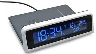 Часы будильник Oregon Scientific QW201