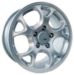 Автомобильный диск Литой K&K Корнет 6,5x15 5/108 ET 38 DIA 67,1 Сильвер