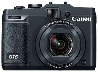 Компактная камера Canon G16