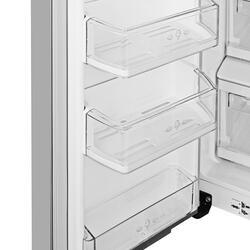 Холодильник LG GC-J237JAXV серебристый