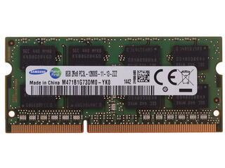 Оперативная память SODIMM Samsung [M471B1G73QH0/EB0/DB0/DM0-YK0] 8 ГБ