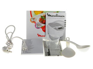 Мультиварка Moulinex MK 706 A32 белый