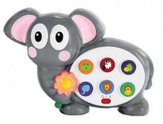 Интерактивная игрушка Learning Journey Слоник веселый
