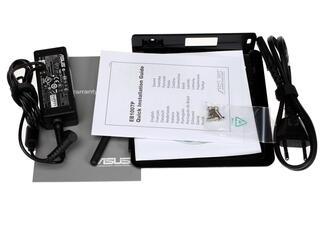 Компьютер ASUS Eee Box EB1007P Black Atom D425/2GB/320GB/WiFi/Win 7