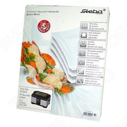 Пакеты для вакуумного упаковщика Steba VK 28*40