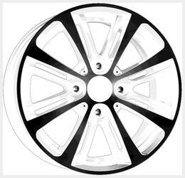 Автомобильный диск литой K&K Беринг 6,5x15 4/100 ET 39 DIA 67,1 Венге