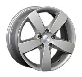 Автомобильный диск литой Replay KI133 7x17 5/114,3 ET 48 DIA 67,1 Sil