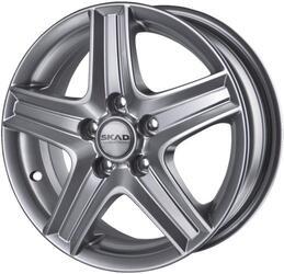 Автомобильный диск Литой Скад Магнум 5,5x14 4/100 ET 49 DIA 56,6 Селена