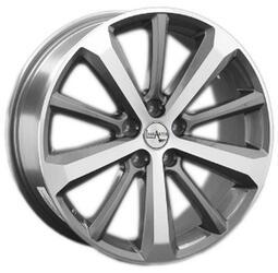 Автомобильный диск Литой LegeArtis LX24 7,5x19 5/114,3 ET 35 DIA 60,1 GMF