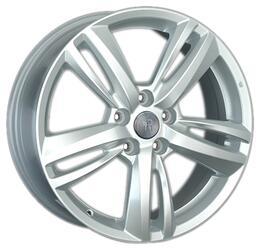 Автомобильный диск литой Replay H59 6,5x17 5/114,3 ET 50 DIA 64,1 Sil