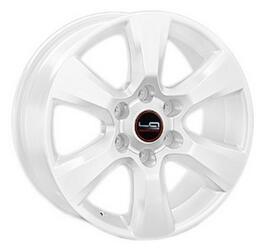Автомобильный диск Литой LegeArtis TY68 7,5x17 6/139,7 ET 25 DIA 106,1 White