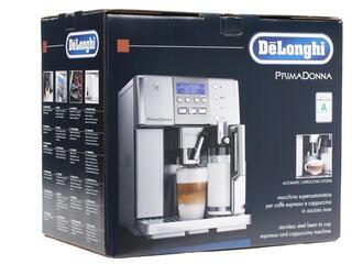 Кофемашина Delonghi ESAM 6620 серебристый