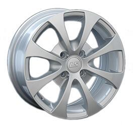 Автомобильный диск Литой LS BY503 6x14 4/98 ET 35 DIA 58,6 Sil
