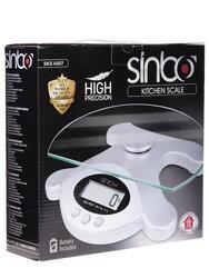 Кухонные весы Sinbo SKS-4507 серый