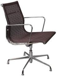 Кресло офисное Бюрократ CH-996 коричневый