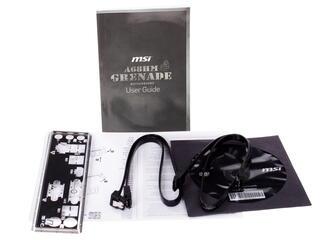 Материнская плата MSI A68HM GRENADE