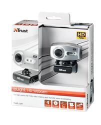 Веб-камера Trust eLight HD 720p