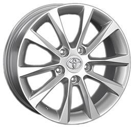 Автомобильный диск литой Replay TY88 6,5x16 5/114,3 ET 39 DIA 60,1 Sil