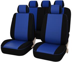 Чехлы на сиденье PSV Favorit синий