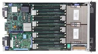 Сервер IBM BladeCenter HX5