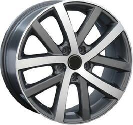 Автомобильный диск Литой LegeArtis VW63 7,5x17 5/112 ET 51 DIA 57,1 GMF