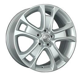 Автомобильный диск литой Replay FD99 7,5x17 5/108 ET 55 DIA 63,3 Sil