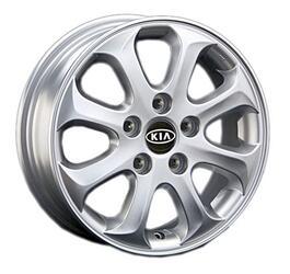 Автомобильный диск Литой Replay KI82 5,5x15 5/114,3 ET 47 DIA 67,1 Sil