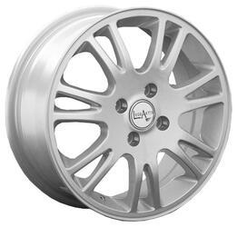 Автомобильный диск Литой LegeArtis Ki62 6x15 4/100 ET 48 DIA 54,1 Sil