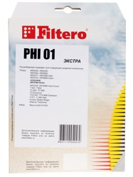 Мешок-пылесборник Filtero PHI 01 Экстра