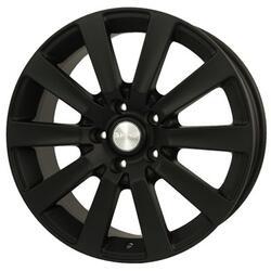 Автомобильный диск Литой Скад Кастор 7,5x17 5/112 ET 42 DIA 57,1 Черный матовый