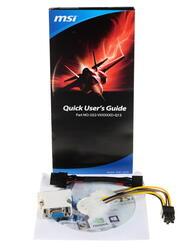 Видеокарта MSI GeForce GTX TITAN Black [NTITAN Black 6GD5]