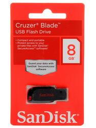 Память USB Flash SanDisk Cruzer Blade 8 Гб