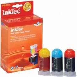 Чернила InkTec для Canon CL511/CL513 color