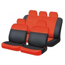 Чехол на сиденье H&R RONDO эластик, красный