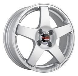 Автомобильный диск Литой LegeArtis RN49 6x15 4/100 ET 50 DIA 60,1 Sil
