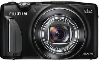 Компактная камера FujiFilm FinePix F900EXR Black
