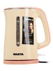 Электрочайник Marta MT-1065 бежевый