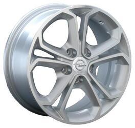 Автомобильный диск Литой Replay OPL10 6,5x15 5/105 ET 39 DIA 56,6 Sil