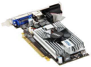 Видеокарта PCI-E MSI GeForce GT 620 2048MB 64bit DDR3 [[N620GT-MD2GD3/LP] DVI DSub HDMI