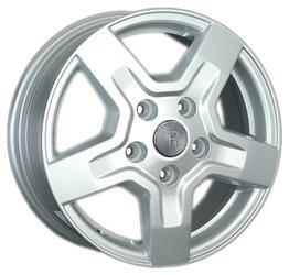 Автомобильный диск литой Replay CI43 6x15 5/118 ET 68 DIA 71,1 Sil