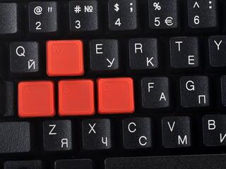 Клавиатура A4Tech KB-28G/R