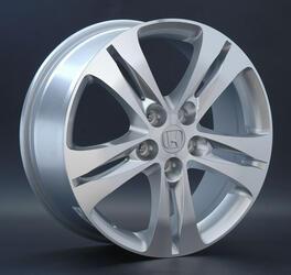 Автомобильный диск Литой Replay H26 7,5x17 5/114,3 ET 55 DIA 64,1 Sil
