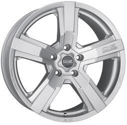 Автомобильный диск Литой OZ Racing Versilia 9,5x20 5/130 ET 52 DIA 71,56 Matt Race Silver